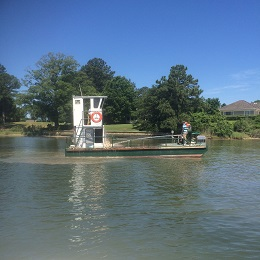 Friends of the Rappahannock and partners create Ellery Kellum Reef Sanctuary in Carter's Creek