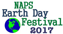 Come to the NAPS Earth Day Festival – Saturday, April 15