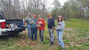 Refuge Embarks on Kudzu Eradication Program
