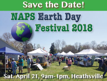Earth Day Festival Update – Heathsville, Sat. Apr. 21