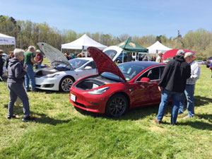 Earth Day Festival Sparks Excitement about the Environment