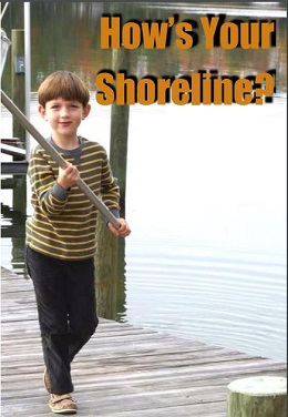 Shoreline Evaluation Program Begins Seventh Season