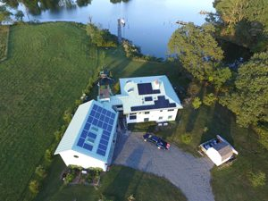 Four Northern Neck Homes to Participate in the 2018 National Solar Open House Tour – Oct. 6-7