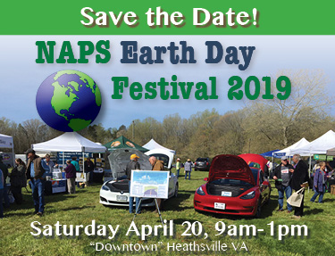 Save the Date: 5th Annual Earth Day Festival, Sat. April 20, Heathsville