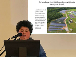 "Citizens Learn About ""Solar in Northumberland"" at NAPS Symposium and Annual Meeting"