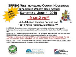 Westmoreland County Household Hazardous Waste Collection
