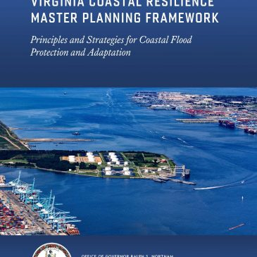 Virginia Secretary of Natural Resources to Host Public Meeting for the Coastal Resilience Master Plan (CRMP) in Warsaw, VA