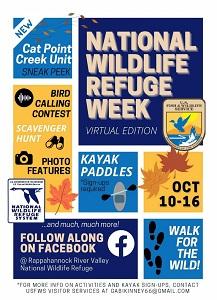 National Wildlife Refuge Week
